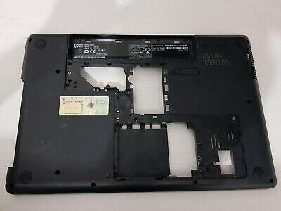 hp compaq cq62 laptop bottom cover case base / boitier carcasse coque cq62-a10sb