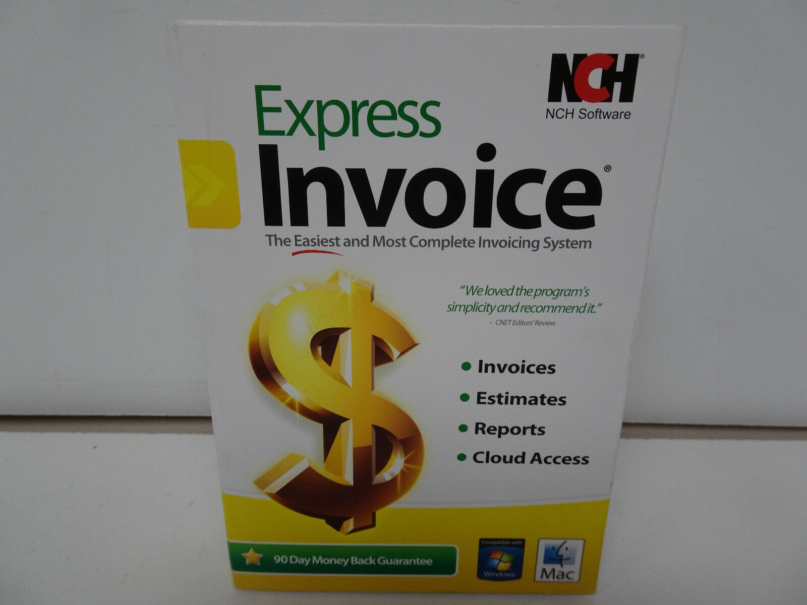 Express Invoice Plus Invoicing Software Manage invoices Mac & Windows Version