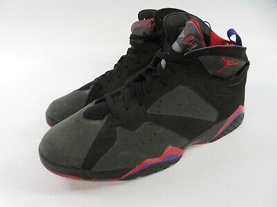 NIKE 304775-043 Jordan 7 Retro DMP Raptors Men's 18 High Top Court Shoes - POR (Men High Top Nike Shoes)