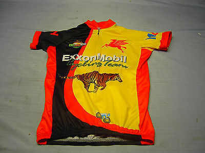 183921d6d BPMS150 VOMAX EXXON MOBIL CYCLING TEAM Jersey Size XS Club CUT