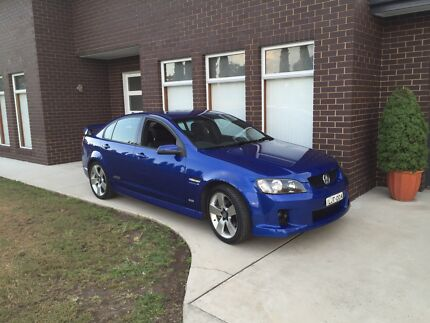 Holden Commodore VE SS 2006  Tumut Tumut Area Preview