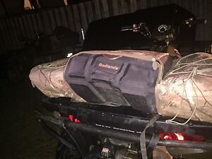 Atv storage bag in great shape