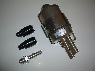 (C5 Corvette Fuel Filter/Regulator & Fittings 58 PSI for LS and FI conversion LS1)