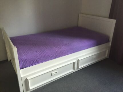 HARVEY NORMAN KING SINGLE BED & TRUNDLE Bexley Rockdale Area Preview