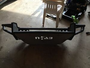 GMC and Chevy N-fab prerunner bumper