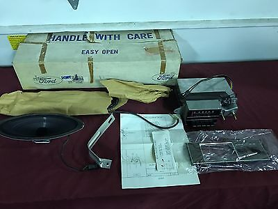 NOS 1970 MERCURY MONTEREY MARAUDER MARQUIS AM RADIO KIT D0MY-18805-AA