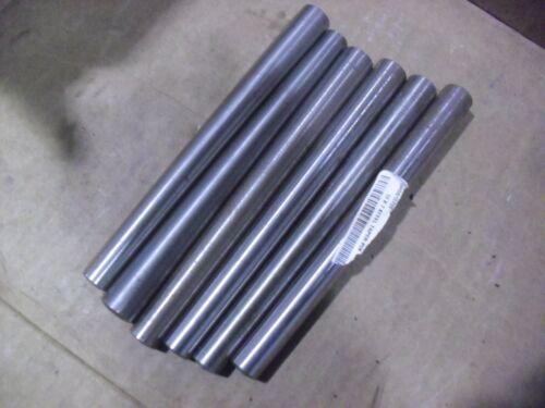 """SIX !! Steel Taper Pins # 10 x 7"""""""