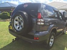 2007 Toyota LandCruiser Wagon Bolton Point Lake Macquarie Area Preview