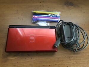 Nintendo DS Lite and 13 games.