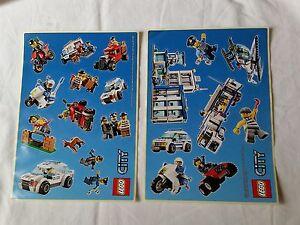 LEGO ADESIVI STICKERS LEGO CITY - Italia - LEGO ADESIVI STICKERS LEGO CITY - Italia