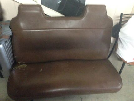 HQ-WB Brown Bench Seat