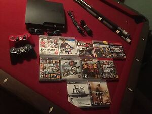 Trade 232GB PS3 for GameCube or Nintendo 64