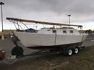 Glen-L 25' Sailboat