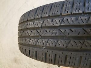 Continental cross contact 225/65R17 honda crv