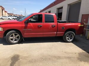Parting out 2003 ram sport