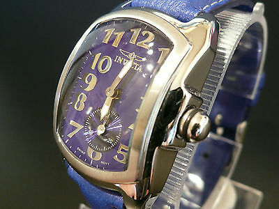 Invicta Model No. 2005 Ladies Watch -  Royal Blue Baby Lupah: Rare & Brand New