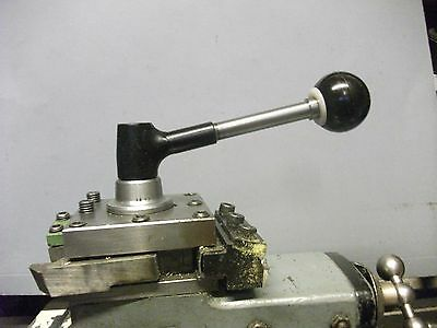 TOOLPOST LOCKING LEVER.MYFORD LATHE. ML7, SUPER 7