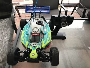 Hyper 7 1/8 Nitro Buggy Rowville Knox Area Preview