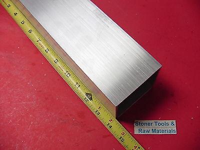 3x 3x 18 Wall X 14 Long Aluminum Square Tube 6063 T52 3 Sq X .125