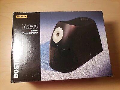 Bostitch Electric Pencil Sharpener Black 02695