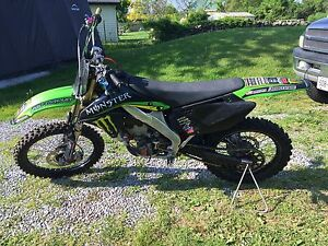 2008 KX250F for Trade
