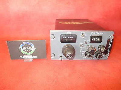 Lear Jet Corp Dual Nav Frequency Selector Pn 2488603 1