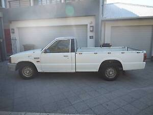 1993 Ford Courier 2WD Utility Lathlain Victoria Park Area Preview