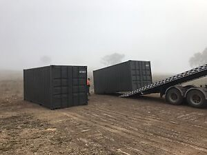 Shipping containers 20 ft & 40 ft supplied & delivered to Goulburn Goulburn Goulburn City Preview