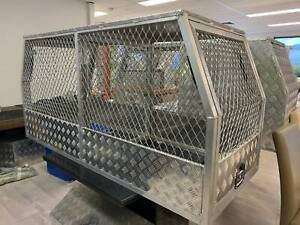 Dog Cage Aluminium for UTE Sumner Brisbane South West Preview