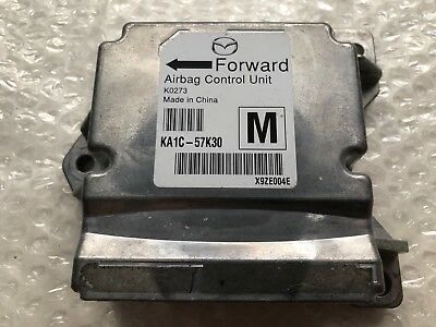 MAZDA CX5  AIR BAG CONTROL UNIT KA1C-57K30