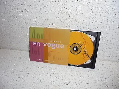 En Vogue : Don't Let Go (Love) CD Single RARE Compact