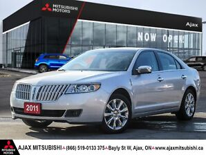 2011 LINCOLN MKZ A.W.D. / LOADED AND ACCIDENT FREE!!!