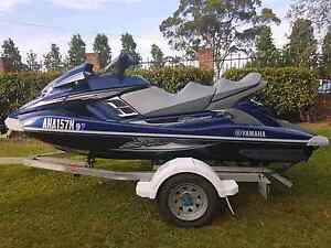 Yamaha jetski Dural Hornsby Area Preview