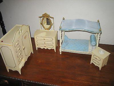 Vintage Barbie -1960s MiLady Pricipessa bedroom set w/accessories! VERY RARE HTF