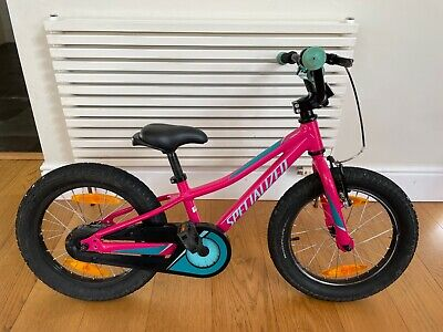 Specialized Riprock Coaster 16 girls bike pink, lightly used, good condition