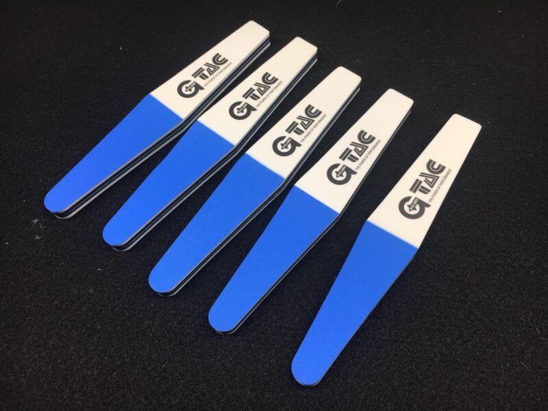 Three Step Hand Files, Set of 5