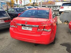 2011 Holden Cruze Sedan JH CXD turbo diesel 2.0L 4cyl Liverpool Liverpool Area Preview
