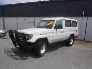 1993 Toyota LandCruiser LX  4.5 Troop  Personal carrier 4x4 Wangara Wanneroo Area Preview