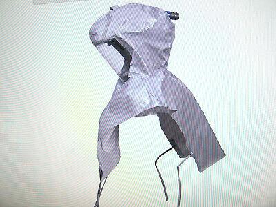 3m S-857 Powered Air Purifying Respirator Hood Bib Assy. Papr