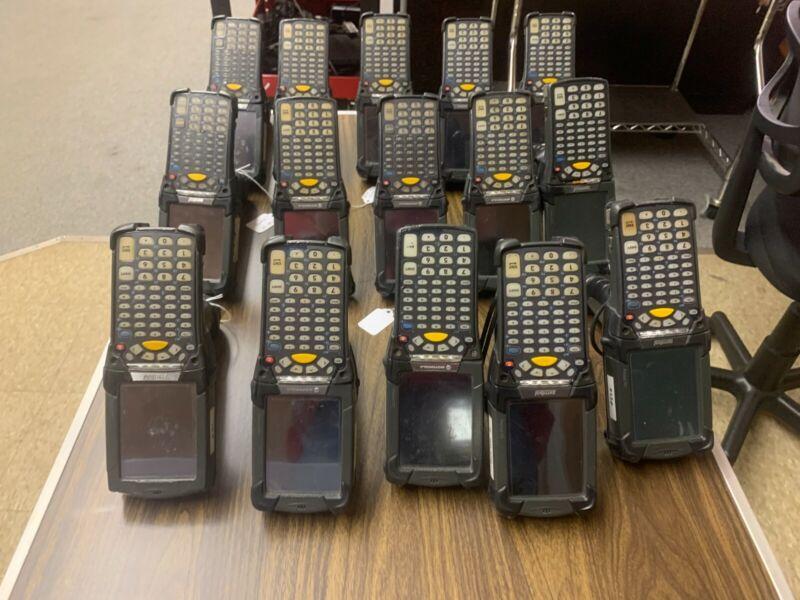 Motorola Symbol MC9090 - MC1000 - Battery - Charger - Holster - Power Supply Lot