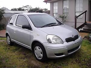 2003 Toyota Echo Hatchback AUTO WITH RWC Rowville Knox Area Preview