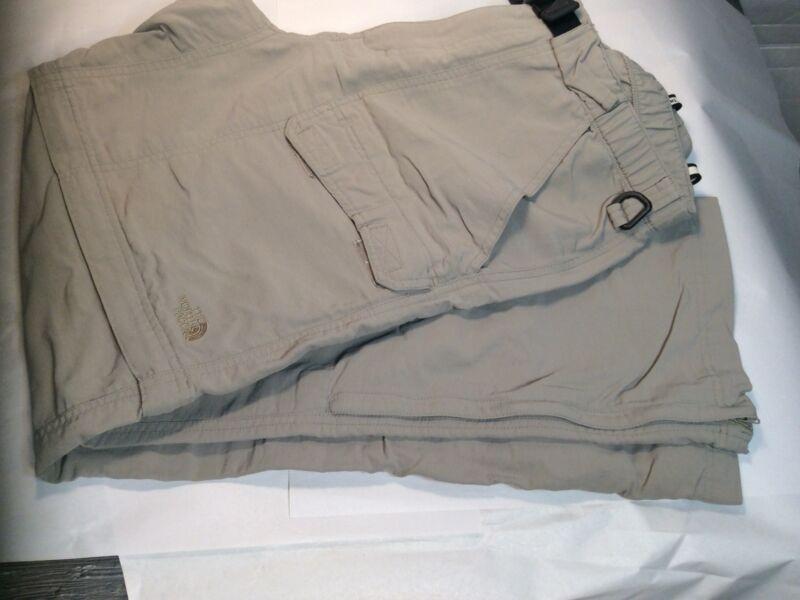 The North Face Hike Pant Convertible Men's Medium 31-32 X31 L