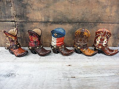 COWBOY BOOT = Choose Western Rustic Resin Decor Wedding Birthday CAKE - Cowboy Cake