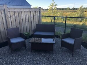 Wicker Patio Furniture ($400 - Firm)