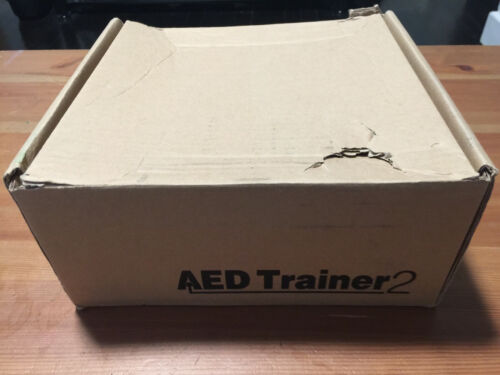 Brand New in Box Laerdal AED Trainer 2 - Battery Pack Case Booklet