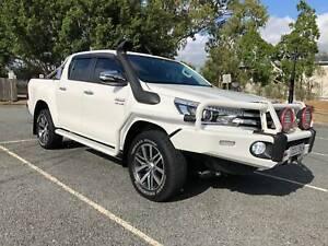 2015 Toyota Hilux Ute