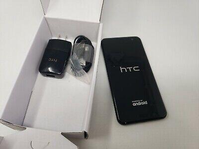 HTC U11 - 64GB - Brilliant Black (GSM Unlocked) Smartphone - Excellent.