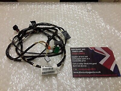 Jaguar X Type Telephone Wiring Loom 2001-2008