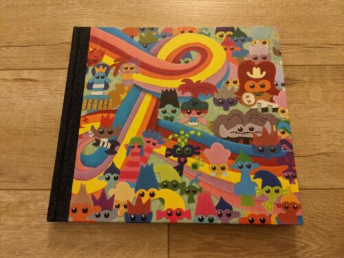 "The Art of DreamWorks ""Trolls World Tour"" New Hardcover Book - Limited Edition"