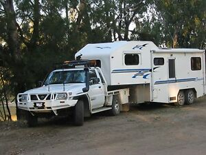 2005 Ashton Rambler  5th Wheeler Beechworth Indigo Area Preview